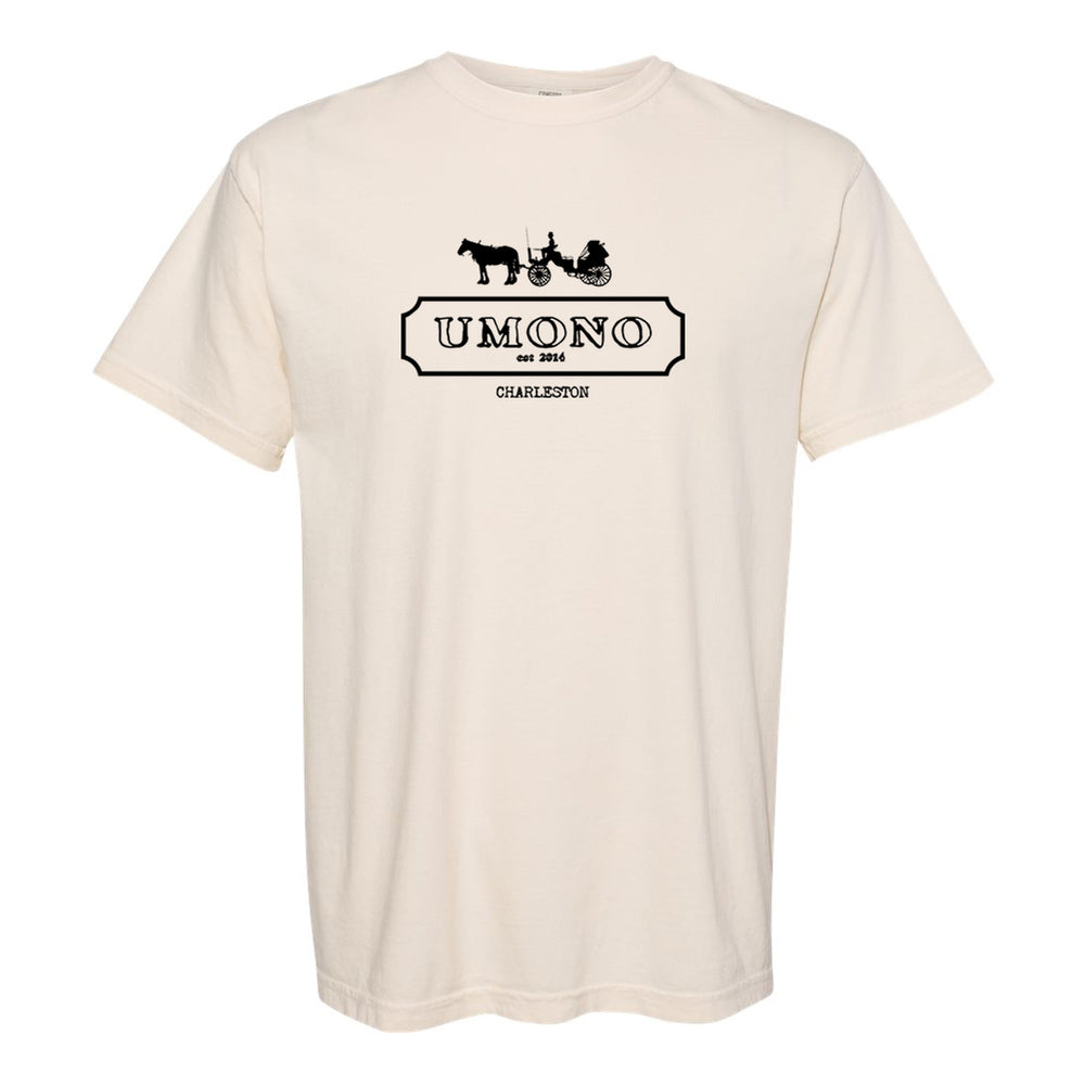 UM Horse & Carriage Logo T-Shirt