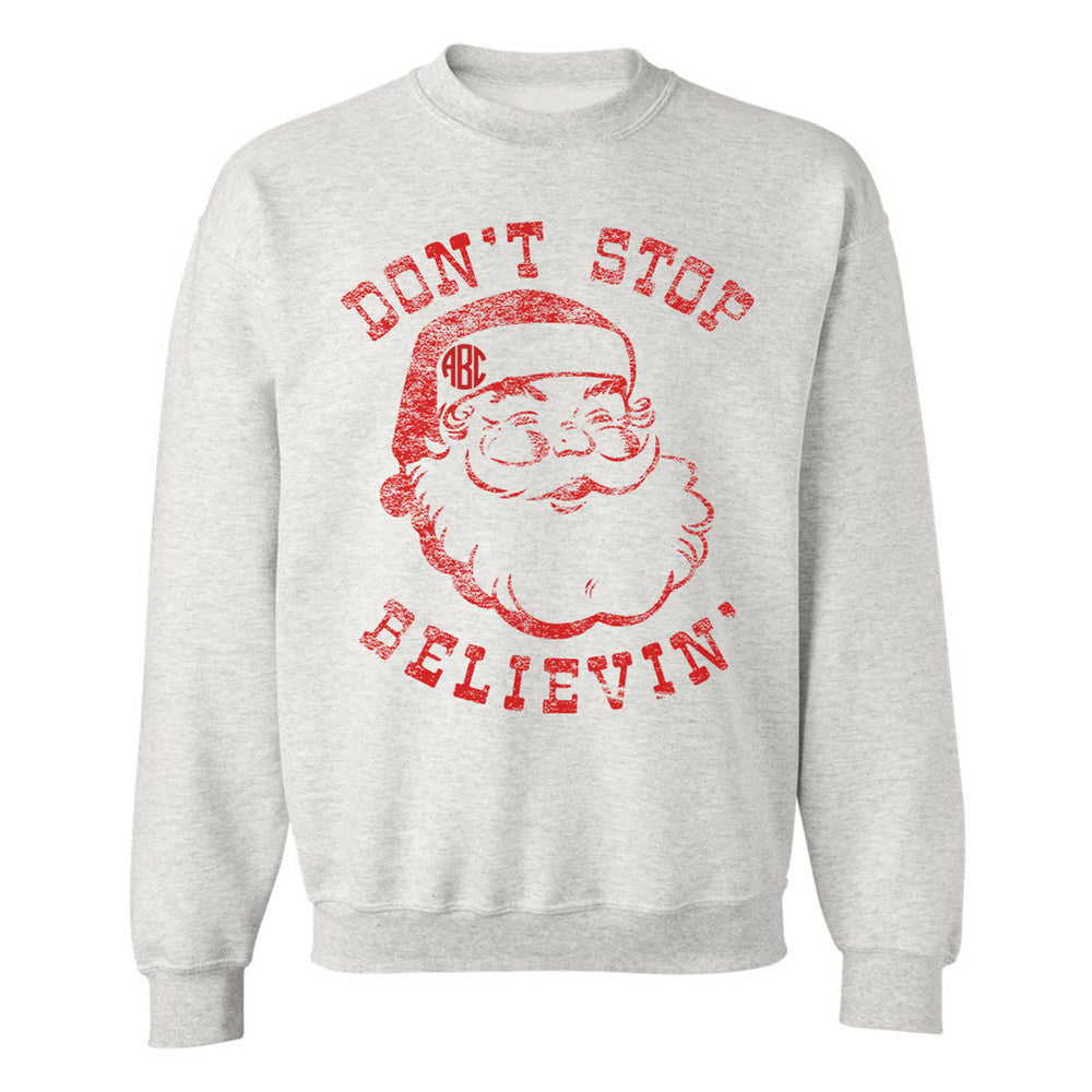 Believe in Santa Sweatshirt