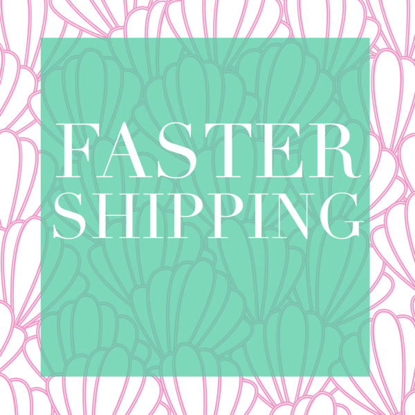 Faster Shipping!  (MUST Contact Us Before Ordering)