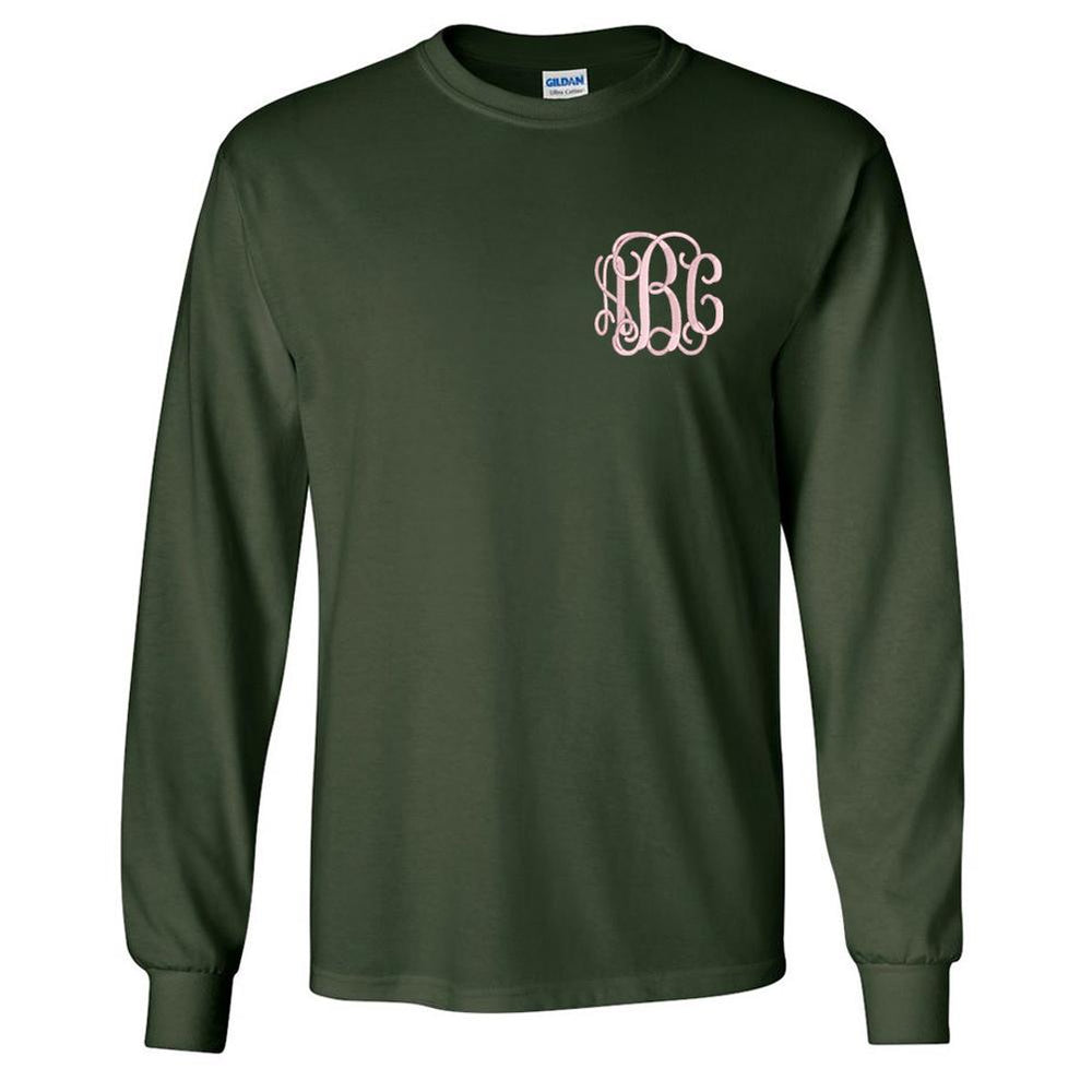 United Monograms Long SLeeve