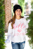 Winter is Fun Graphic Sweatshirt