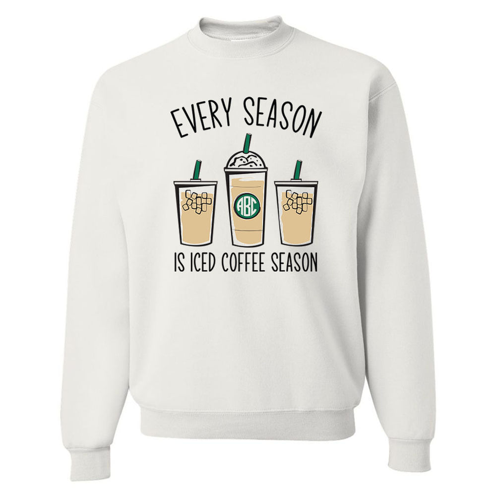 Every Season is ICed Coffee Season