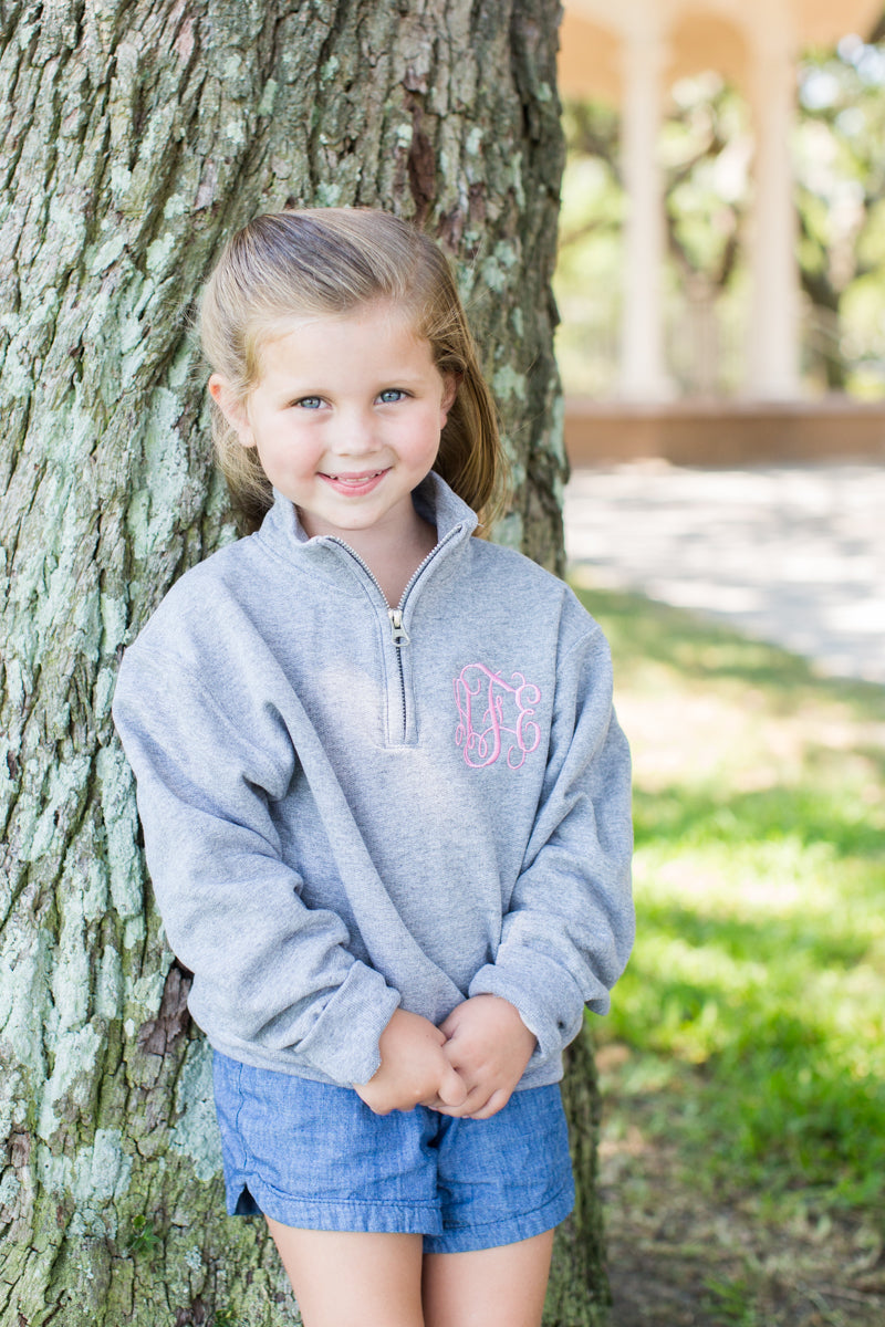 Kids United Monograms Model!
