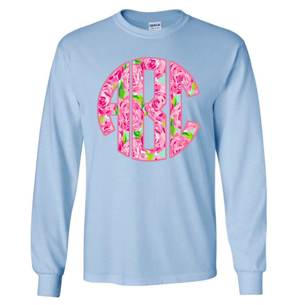 Lilly Monogram Long Sleeve Lilly Pulitzer