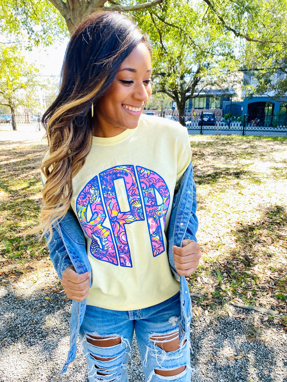 Lilly Monograms United Kristen Brown