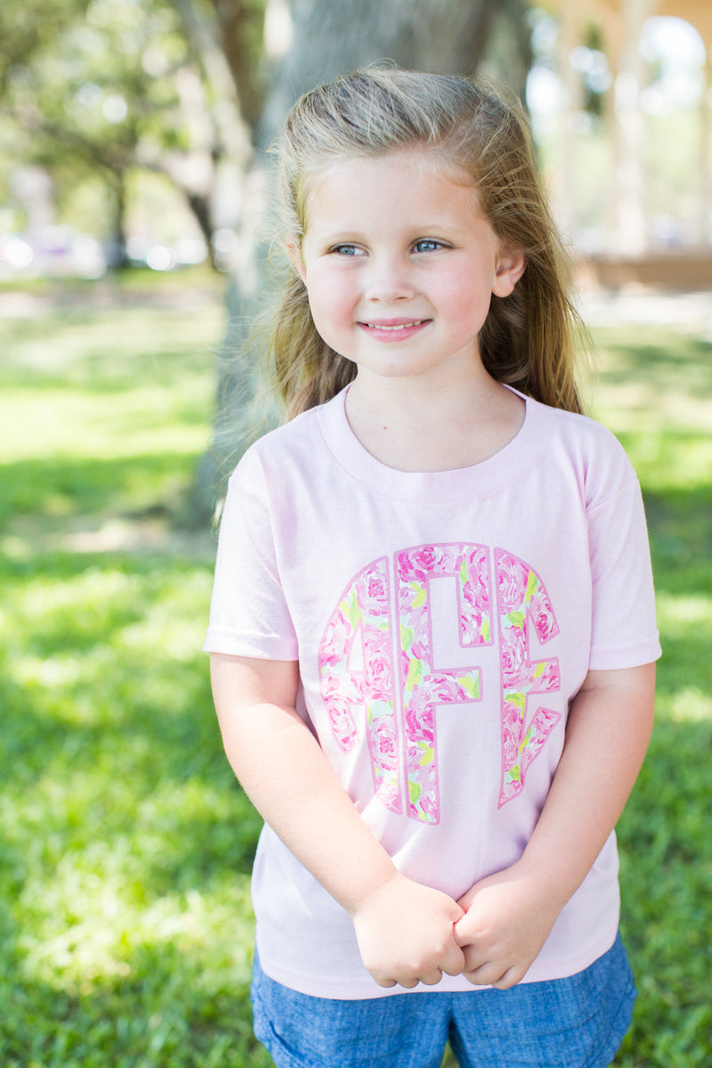 Cute Lilly T-Shirt for Kids & Youth