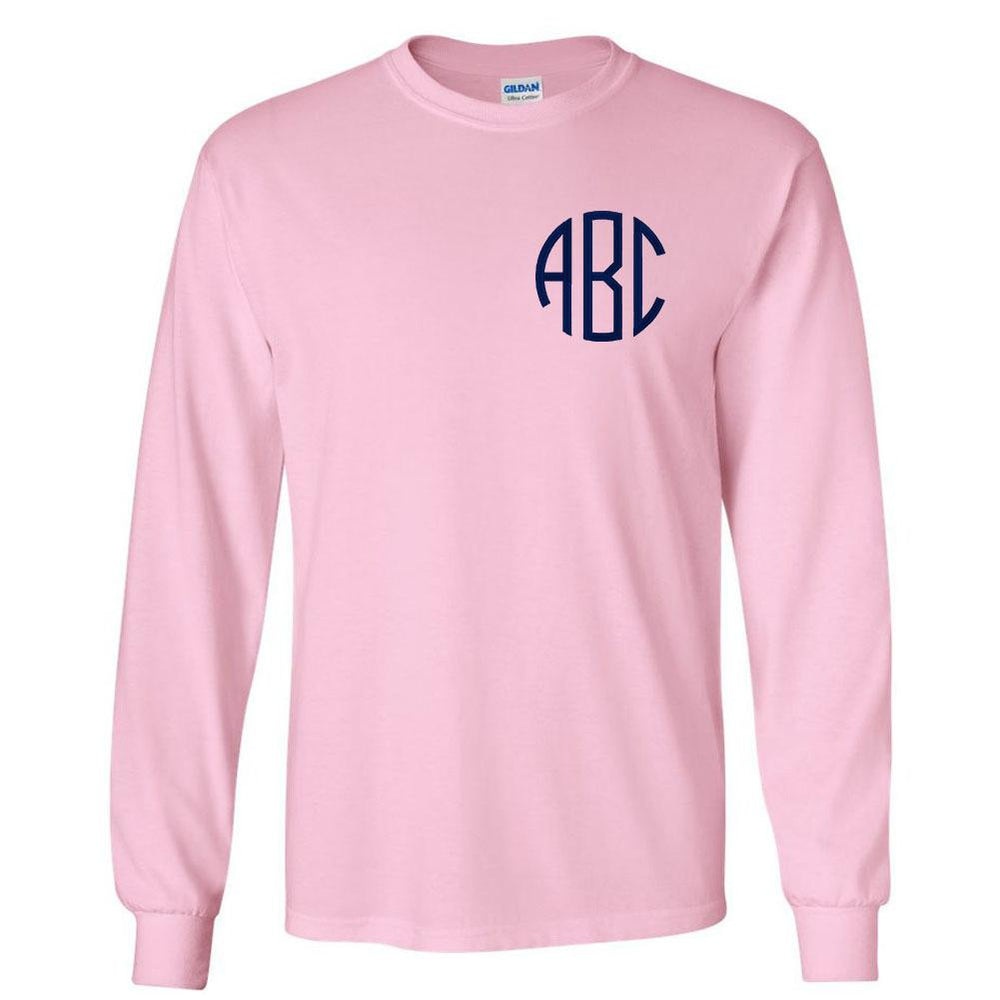 Monogram Long Sleeve