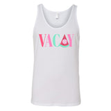 Monogrammed Vacay Vacation Watermelon Tank Top