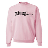 UM Shoot for the Stars Crewneck Sweatshirt