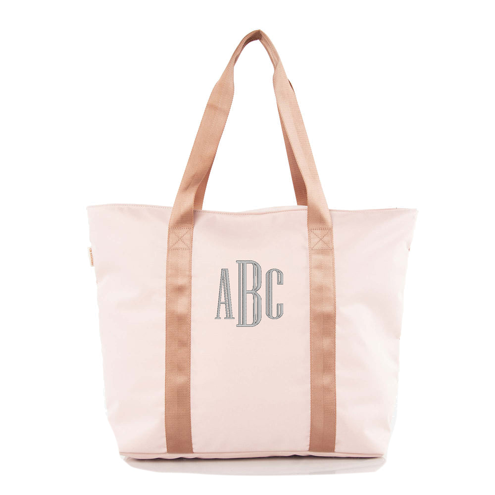 Monogrammed Motion Tote