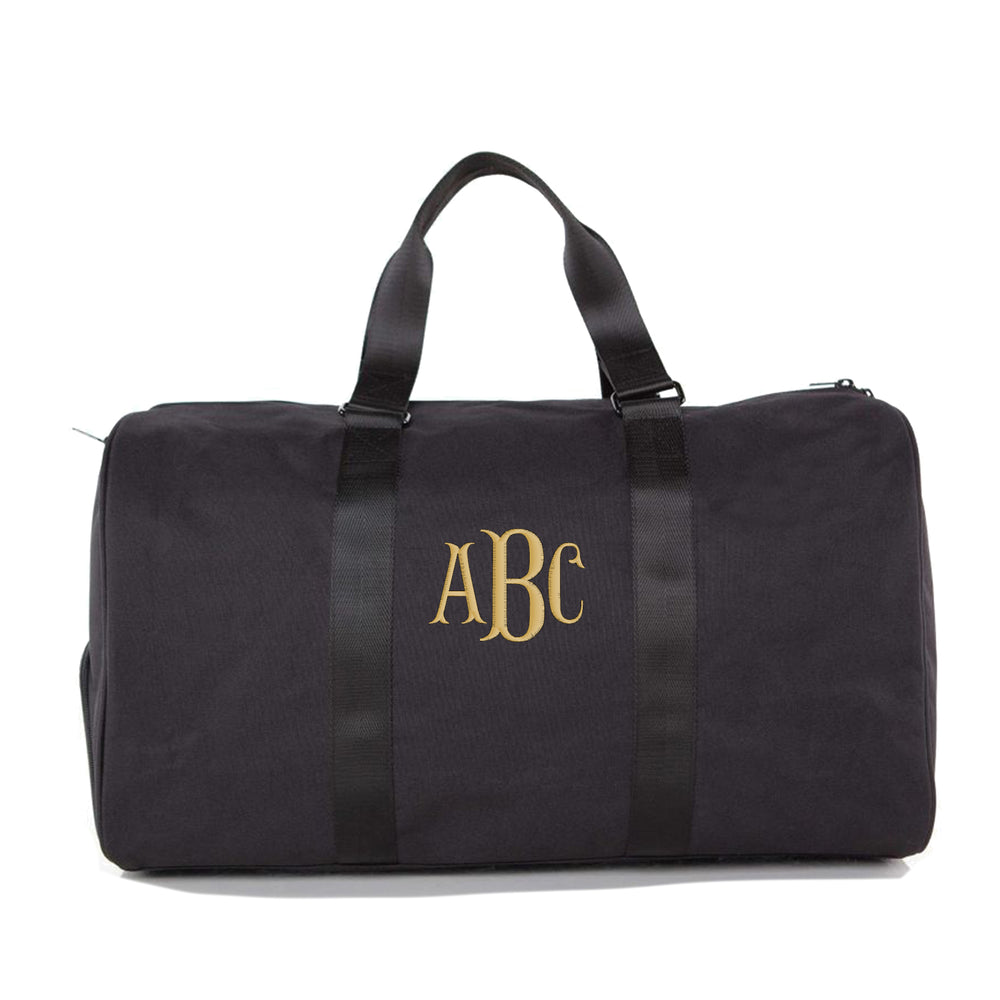Monogrammed Motion Weekender Bag
