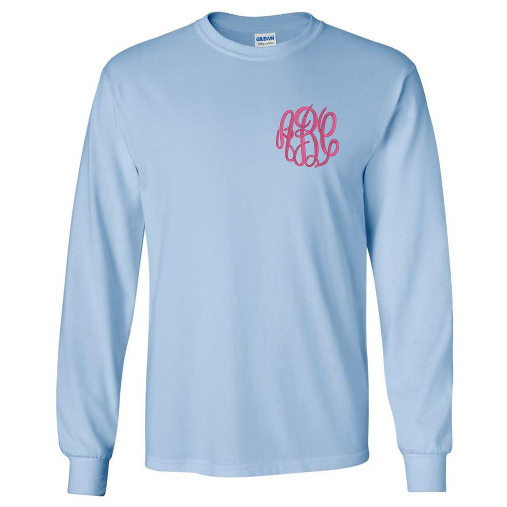 Fall Monogram shirt