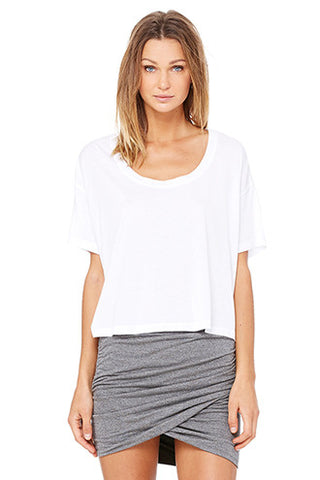 Cropped Boxy Tee - Killer Dolce