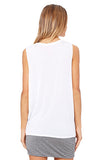Side Drape Muscle Tank - Killer Dolce