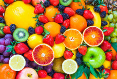 Eat 2 Serves Of Delicious Fruits - Day 2 - Healthy Eating Challenge
