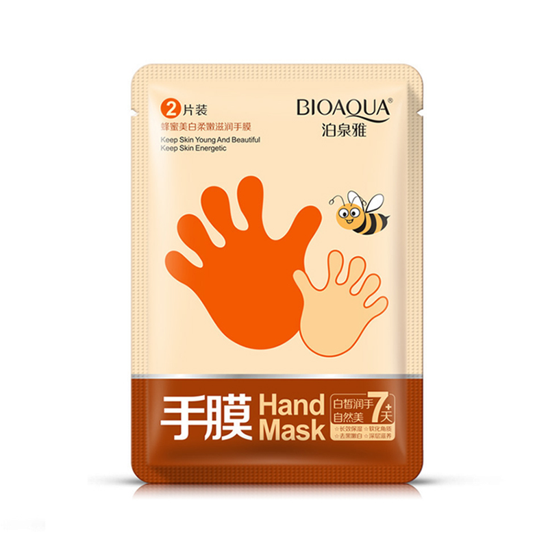 Honey Whitening Hydrating Hand Mask