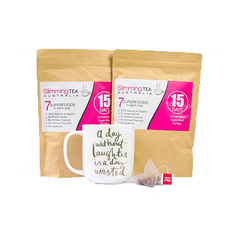 30 Day Premium Pack (7 Super Foods Tea)