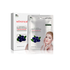 Blueberry Nourishing And Moisturizing Facial Mask