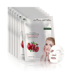 Natural Pomegranate Firming Face Mask