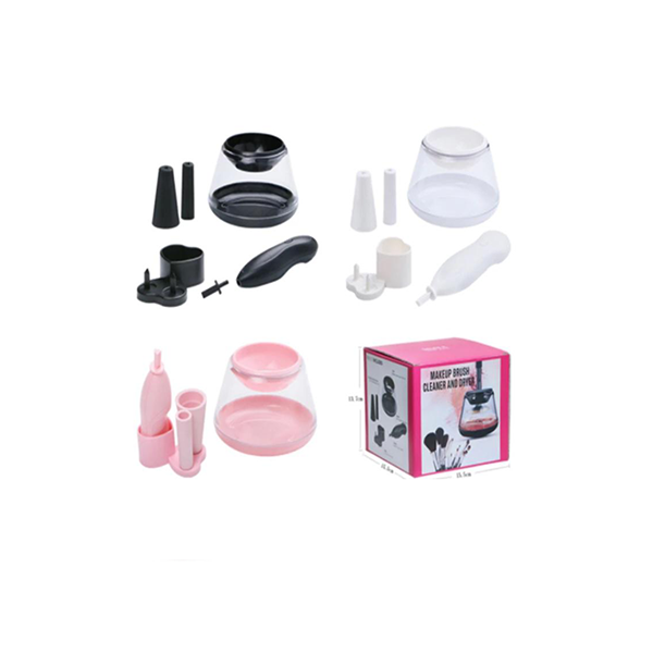 Cleaner and Dryer for Makeup Brush