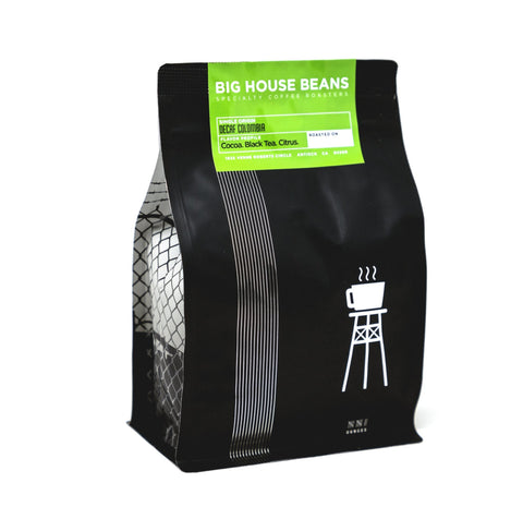 Decaf Colombia - Big House Beans