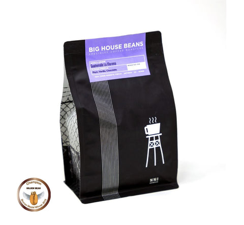 Guatemala La Morena - 2019 Golden Bean medal winner - Big House Beans
