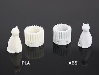 3D Printing: PLA or ABS? What is the difference?