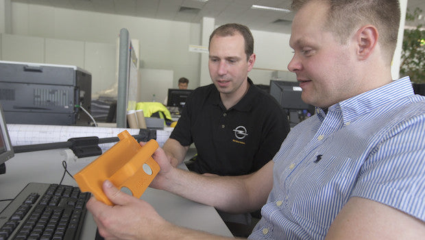 Stratasys Helps Opel Cut Production Costs By 90% With 3D Printing