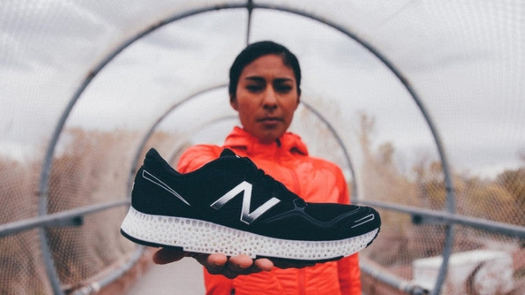 New Balance 3D Printed Shoe Line