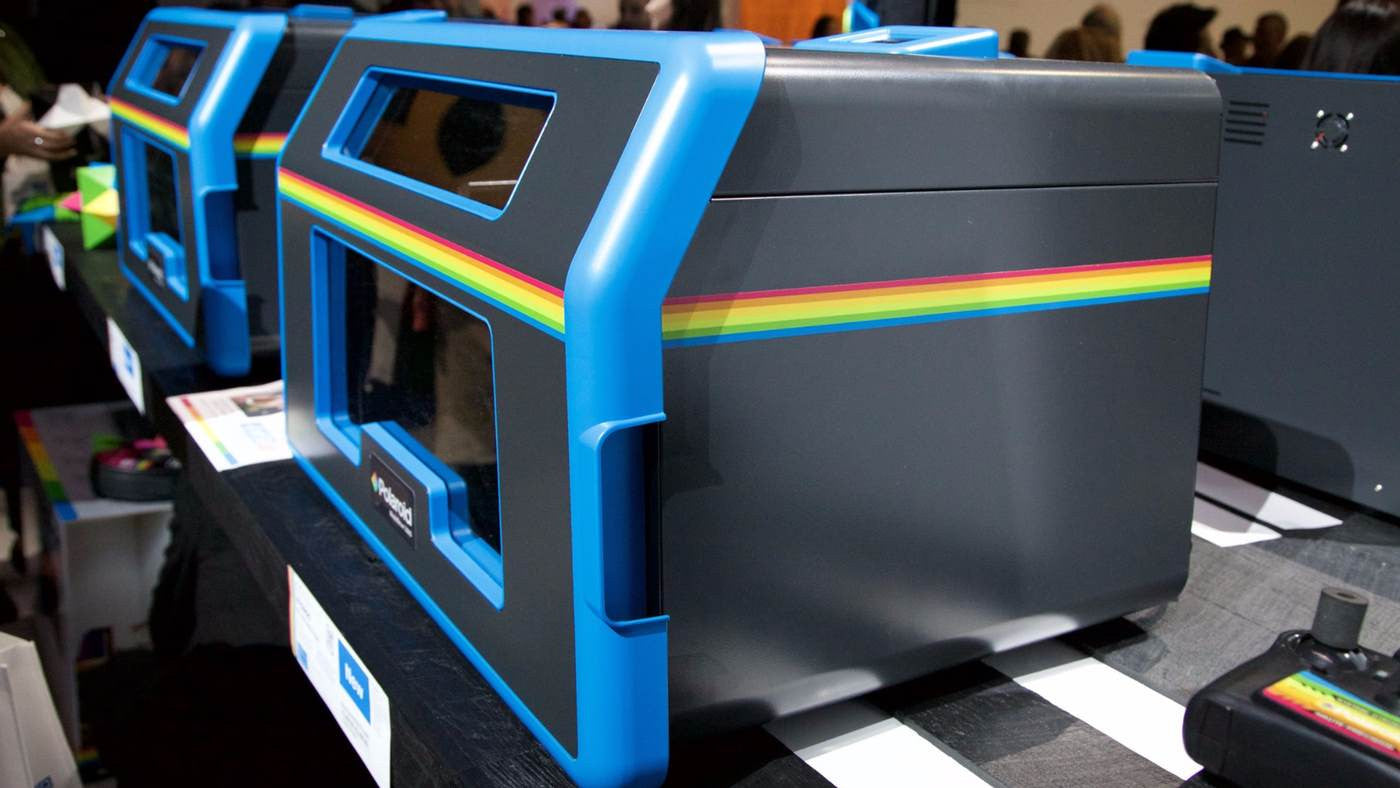 Polaroid's New 3D Printer