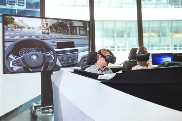 BMW Combines 3D Printing with Virtual Reality