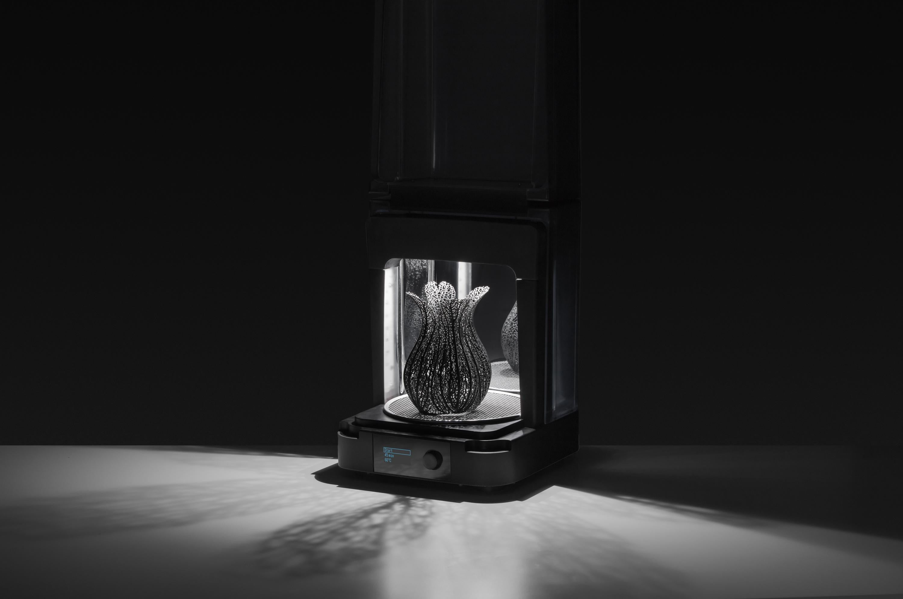 Formlabs Introduces Form Cure and Form Wash as an Easy Way to Post-Process 3D Prints