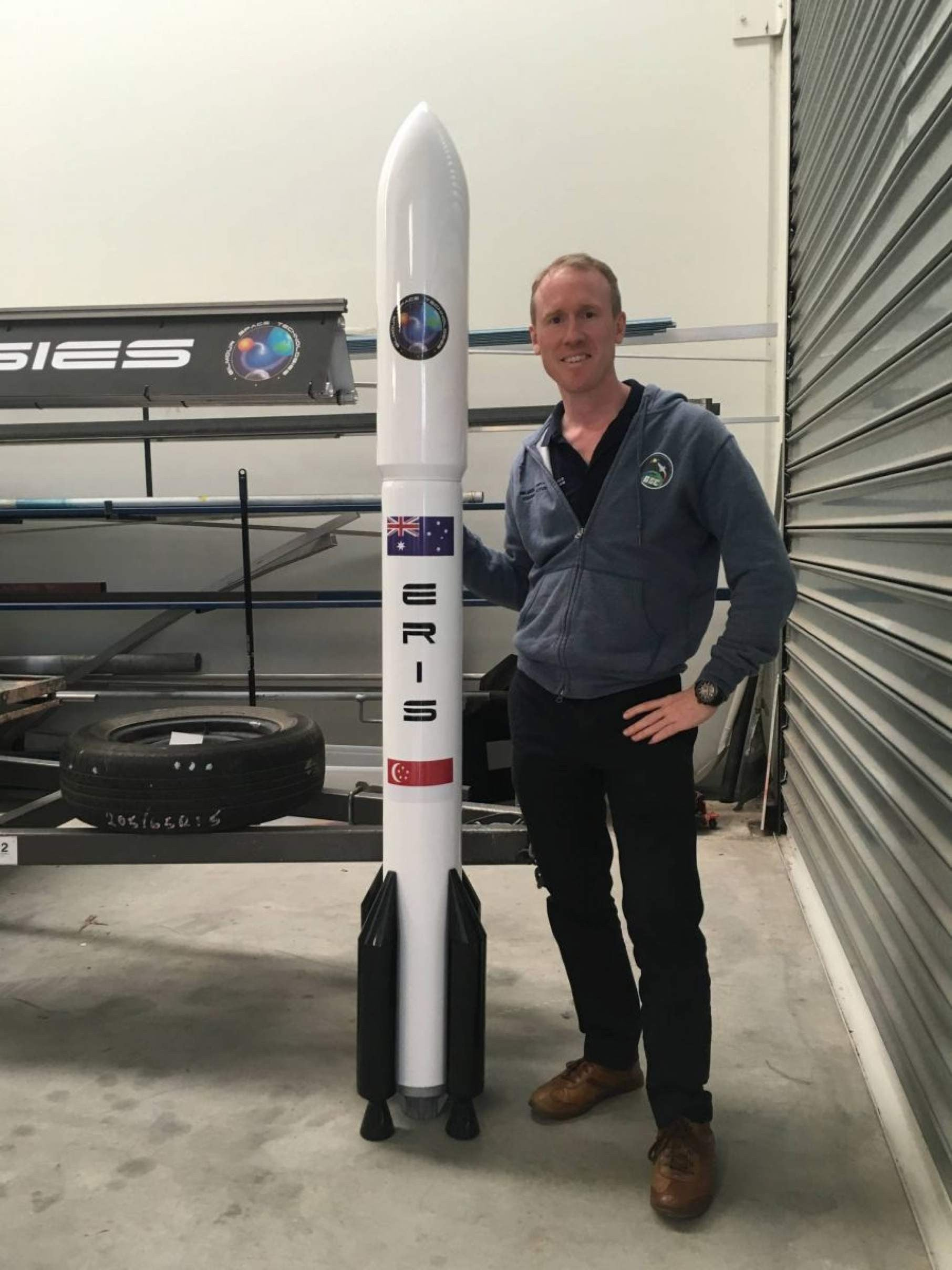 Australian and Singapore Company, Gilmour Space Technologies, Receives Investment for 3D Printed Rocket Fuel