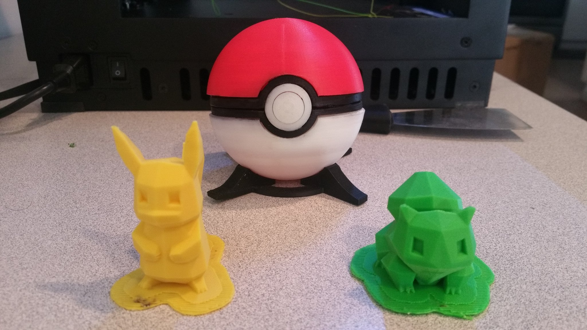 3D Printing Intern Journal #2: Pokemon - Gotta Print Them All!