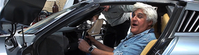 Jay Leno and Team Put 3D Systems Digital Manufacturing to the Test