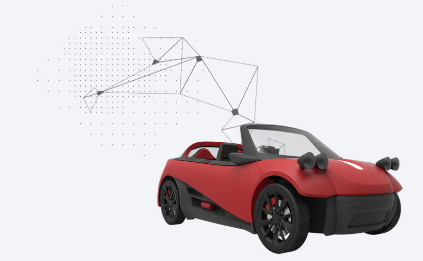 3D Printed Cars are Coming Thanks to American and German Team-up