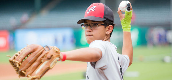 3D Printed Prosthetic Helps Realize Baseball Player's Ambition