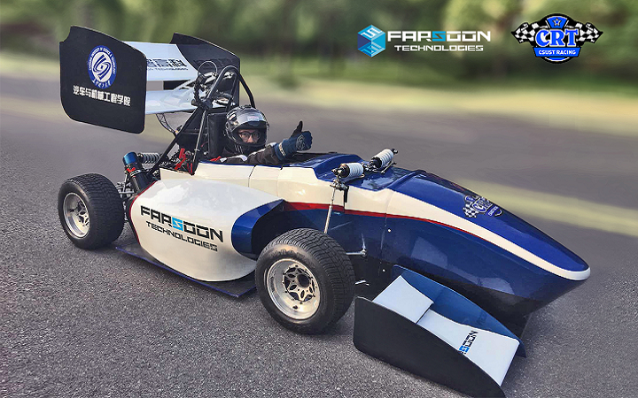 University Team Utilize 3D Printing to Race to the Finish Line