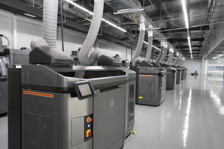 HP Introduces New 3D Printing Center in China