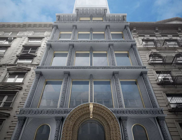 Reviving Classical Architecture with 3D Printing