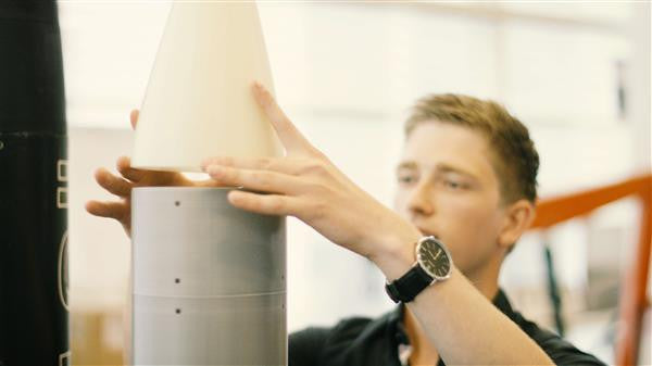 University Students Set To Launch 3D Printed Rocket