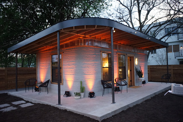 3D Printed Home Gives Beam of Hope to 1 Billion Who Lack Shelter