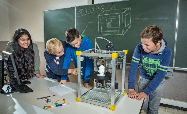 3D Printing Comes to the Classroom