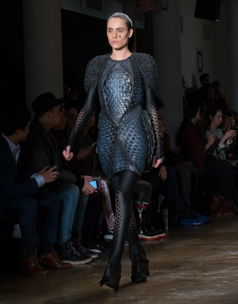 3D Fashion Hits the New York Runway