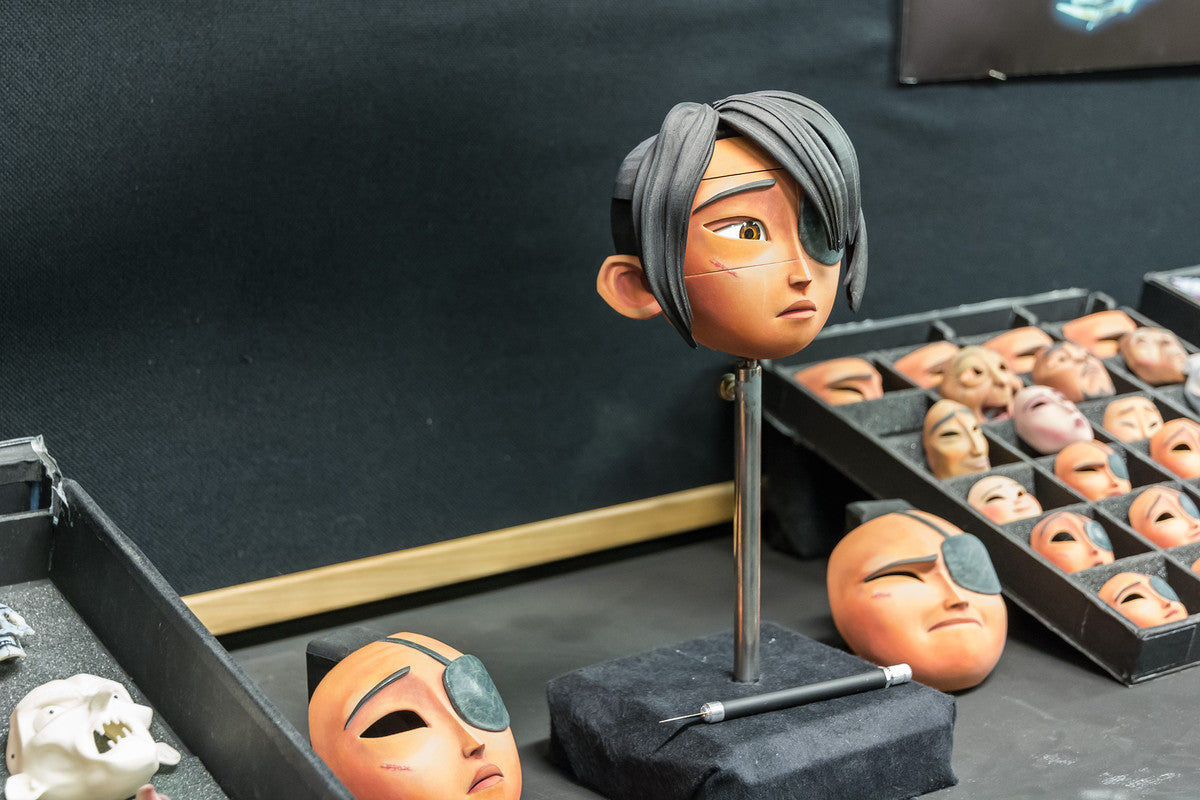 Stop Motion Animation and 3D Printing: Laika and the Two Strings
