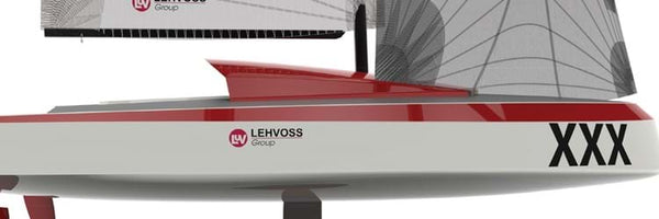 LEHVOSS Group Joins Livrea Yacht to Create World's First 3D Printed Sailboat