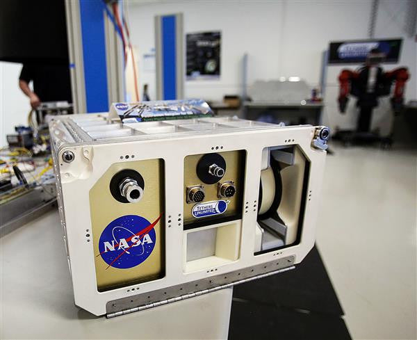 Recycling 3D Printing Materials In Space
