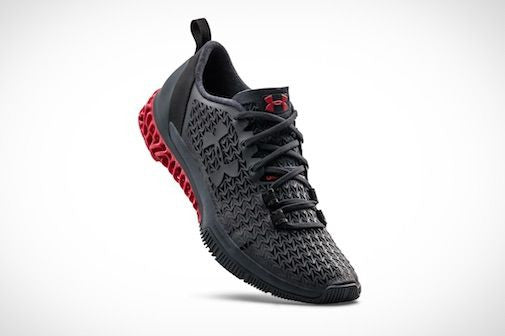 "Under Armour Releases ""First of its Kind"" 3D Printed Shoe"