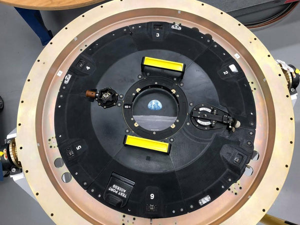 3D Printed Parts Used in NASA's Orion Spacecraft