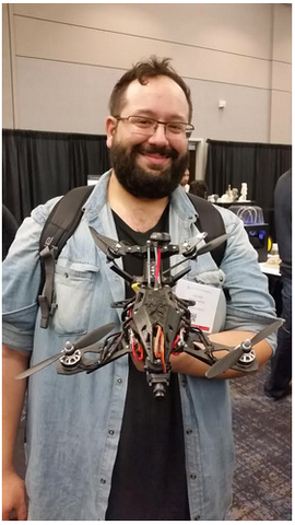 3D printed drones are awesome